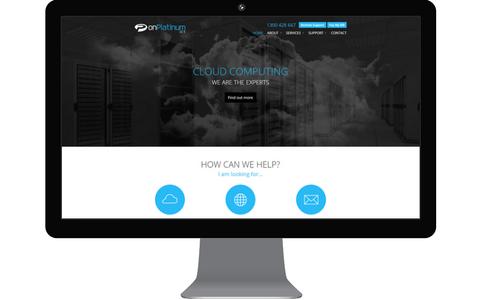 onplatinum-ict-website-design