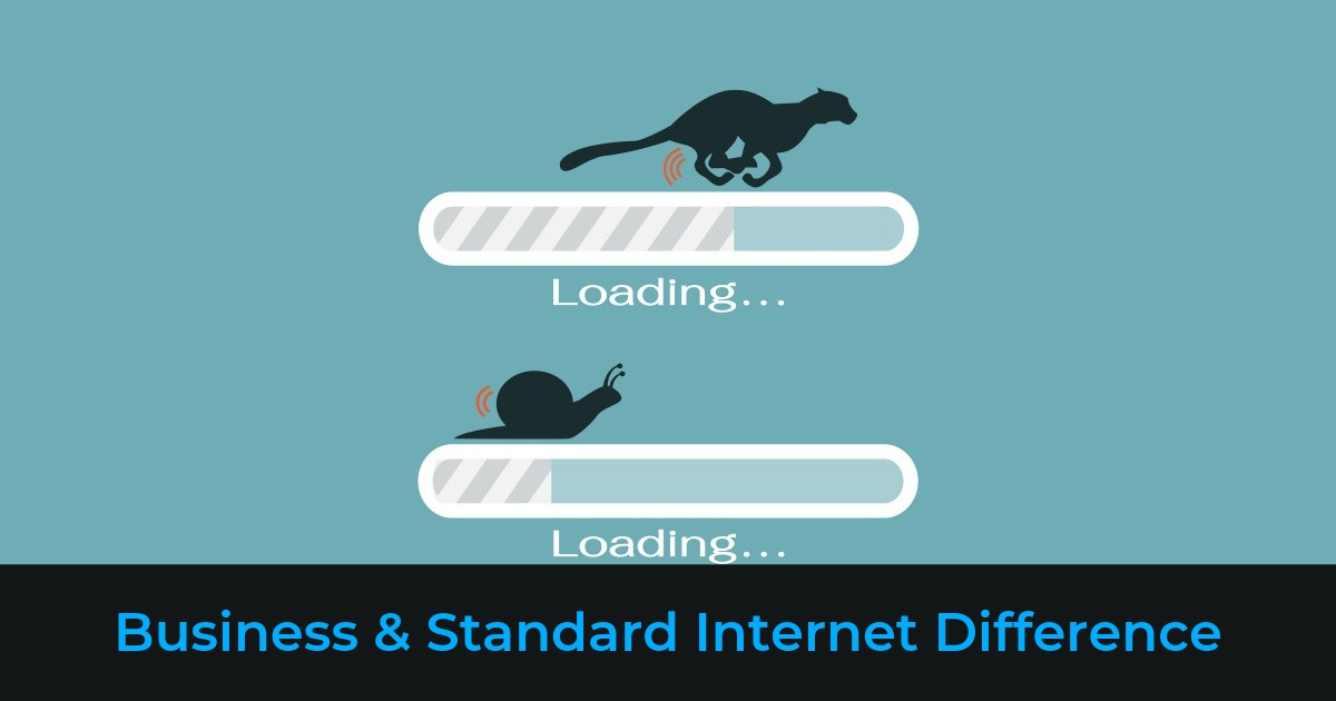 The Difference between onPlatinum Business Internet and Standard Internet