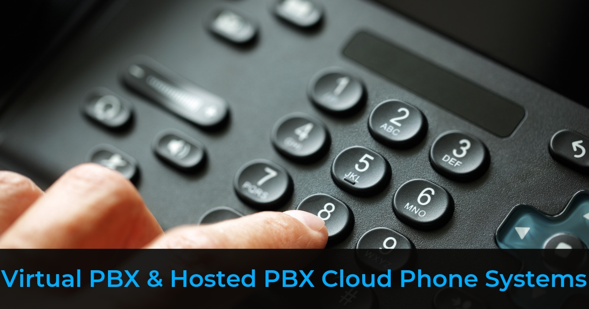 Differences Between Virtual PBX and Hosted PBX Cloud Phone Systems