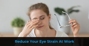 Eye Strain Work
