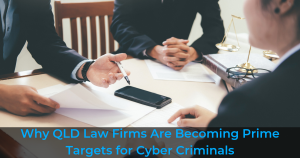 QLD Law Firm Cyber Target