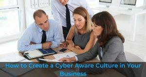 cyber aware culture